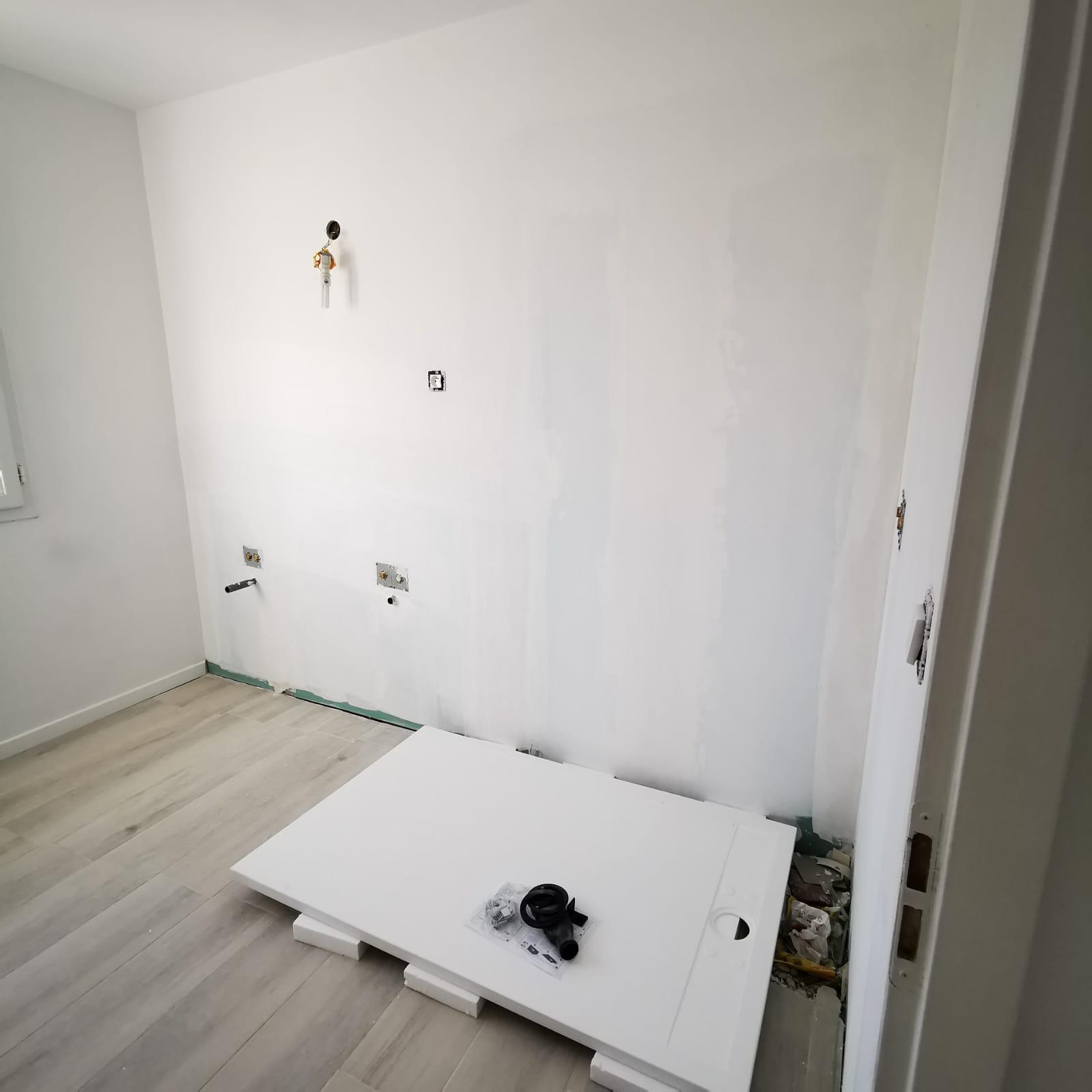 Rénovation d'une salle de bain à Ensuès la Redonne
