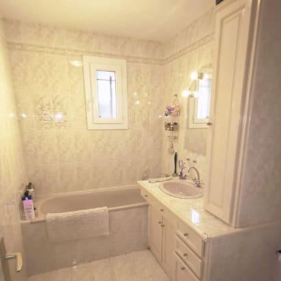 Rénovation salle de bain Marignane avant
