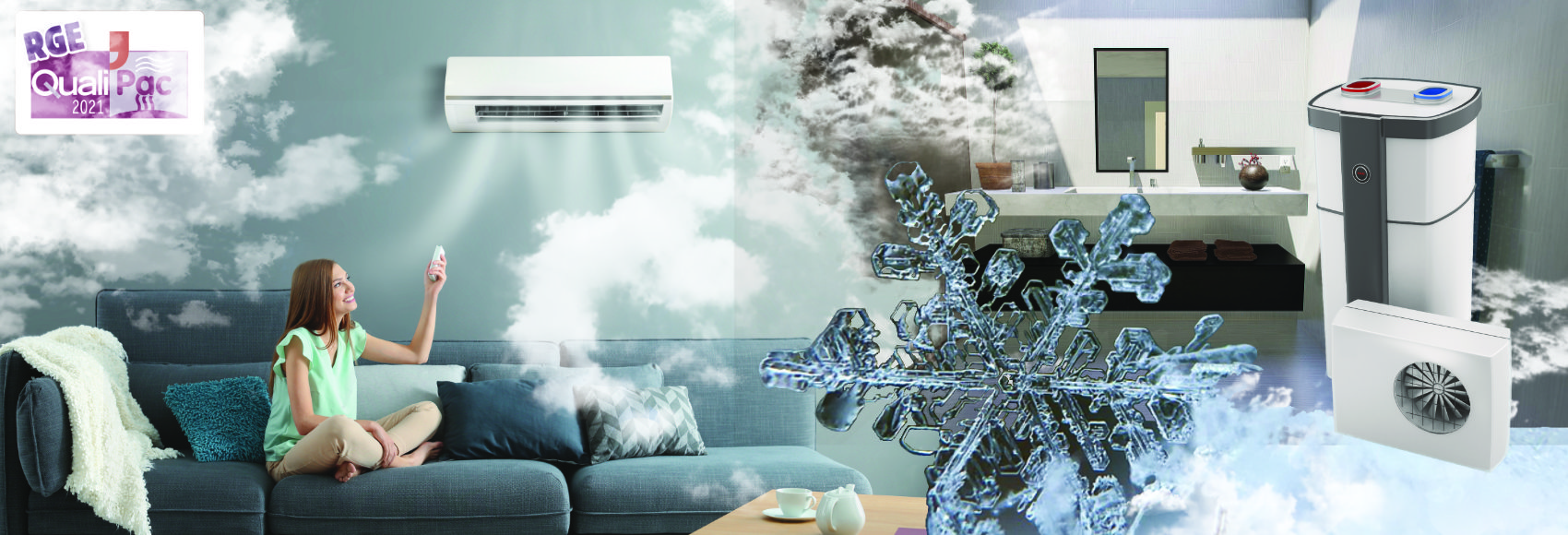 Provence Énergie 13 est le spécialiste de la pose de climatisation et de pompe à chaleur à Marignane